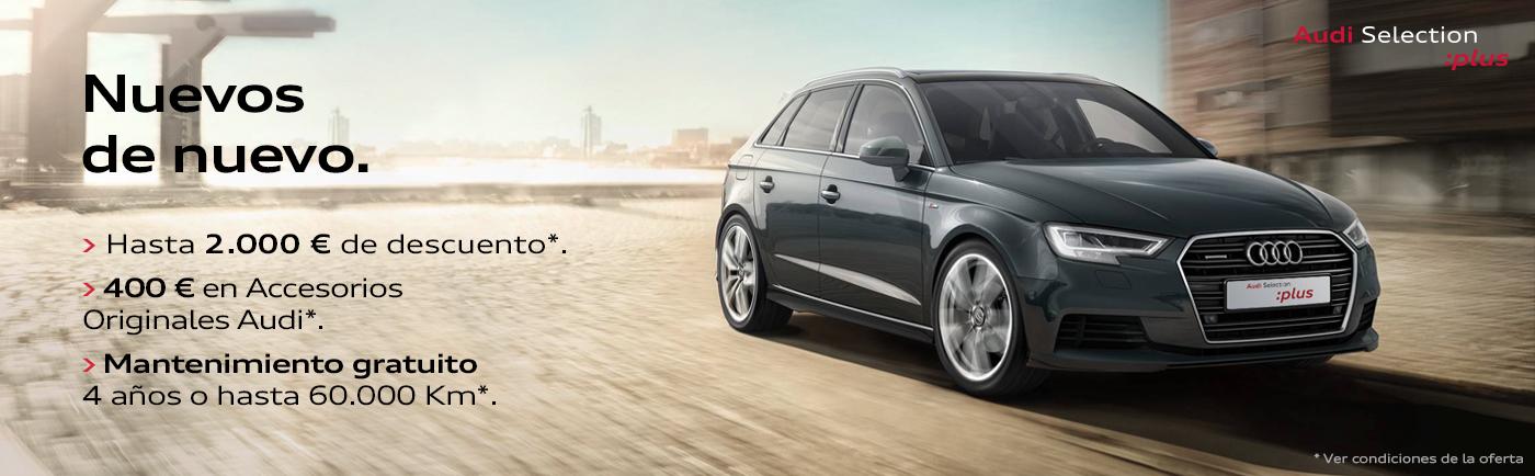 Feria coches ocasión Audi
