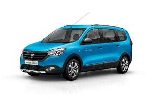 Nuevo Renault Lodgy Stepway