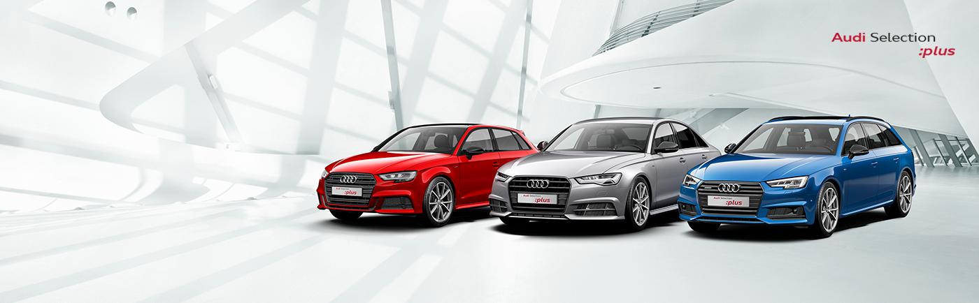 vehículos Audi Selection :plus