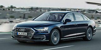 Buscador de vehículos Audi Selection :plus