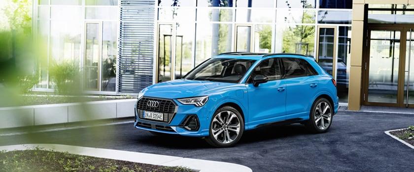 Buscador de vehículos Audi