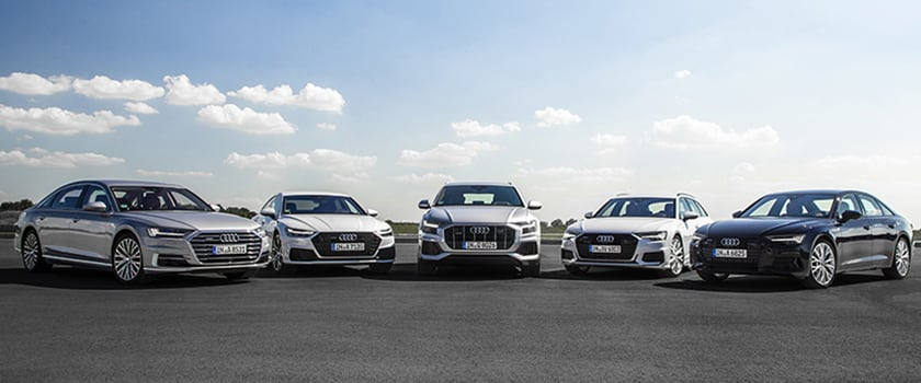 My Audi Selection :plus