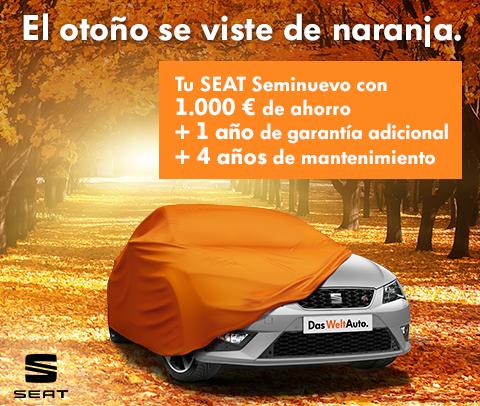 Seminuevos Seat DasWeltAuto