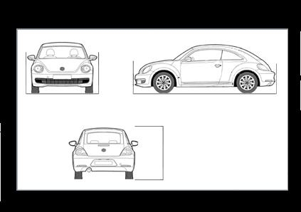 Volkswagen Beetle 1.4 TSI Sport 118kW (160CV) ocasión en