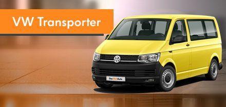 cuotas de volkswagen transporter en Das WeltAuto