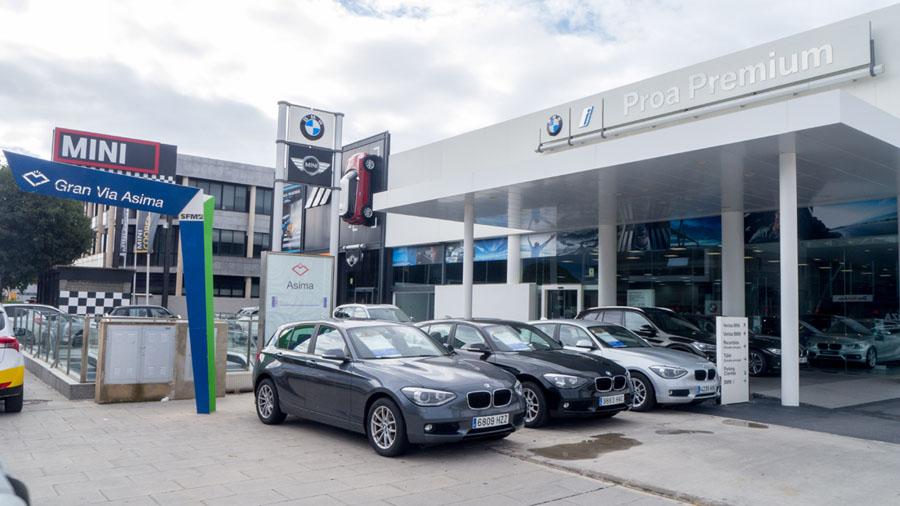 BMW Proa Premium