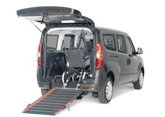 Vehículos adaptados Dacia Retail Group