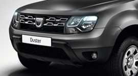 Vehículos nuevos en stock Dacia Retail Group